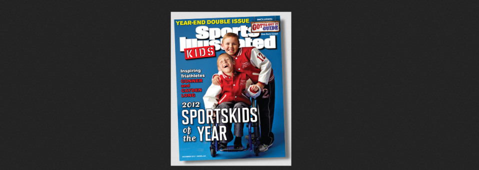 Sports Illustrated winner Kids of the year 2012